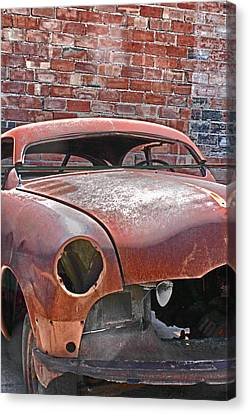 Canvas Print featuring the photograph The Fixer Upper by Lynn Sprowl