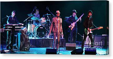The Fixx - Beautiful Friction Canvas Print by Anthony Gordon Photography