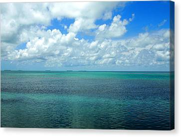 The Florida Keys Canvas Print