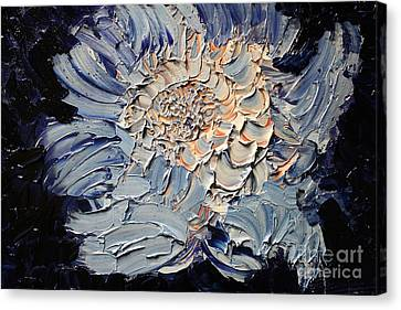 The Flower I Never Sent Canvas Print by Michael Kulick