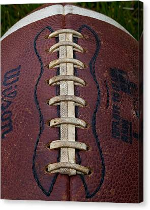 The Football IIi Canvas Print by David Patterson