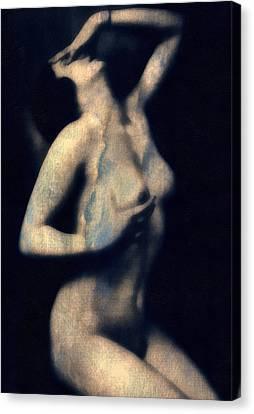The Forgotten Lover Canvas Print by Georgiana Romanovna