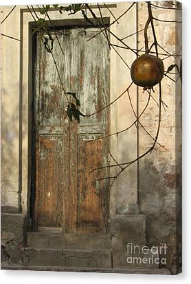 The Fruit Of The Mission Canvas Print by Marie-Pierre Sabga