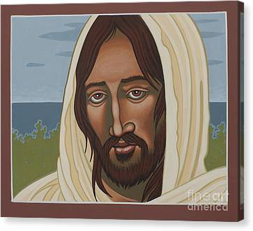 The Galilean Jesus 266 Canvas Print