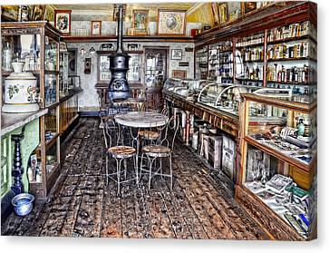 The General Store Canvas Print by Ken Smith