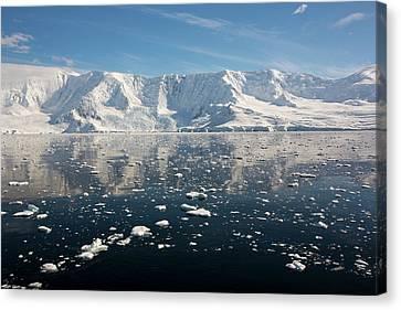 The Gerlache Strait Canvas Print