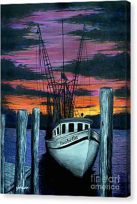 The Gloaming Canvas Print by Jeff McJunkin