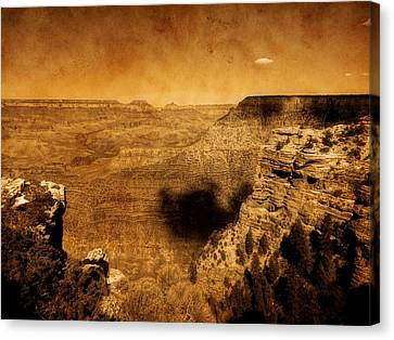 Vista Canvas Print - The Grand Canyon by Dan Sproul