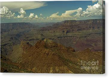 The Grand Canyon Canvas Print by Lovejoy Creations