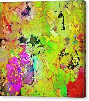 The Grape Vine Canvas Print