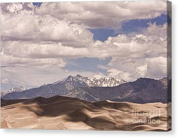 The Great Colorado Sand Dunes 38 Canvas Print