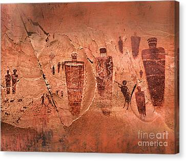 The Great Gallery Canvas Print by Sandra Bronstein