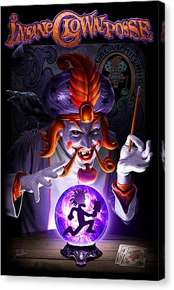 The Great Milenko Dc Canvas Print by Tom Wood