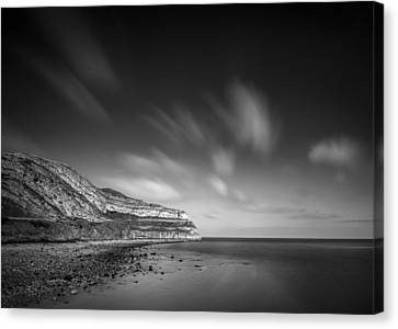 The Great Orme Canvas Print by Dave Bowman
