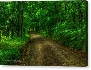 The Green Mile Canvas Print by Paul Herrmann