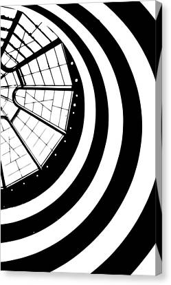 The Guggenheim Canvas Print