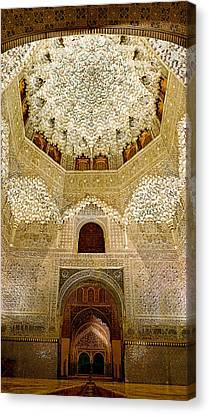 The Hall Of The Arabian Nights 2 Canvas Print