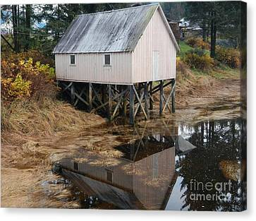 The Hammer Slough Canvas Print