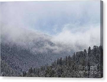 Epic Canvas Print - The Heavens Meet The Earth by James BO  Insogna