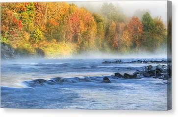 The Housatonic River Canvas Print