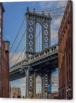 The Iconic Bridge Canvas Print