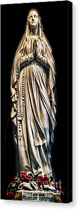 The Immaculate Conception Canvas Print by Lee Dos Santos