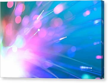 The Inner Light Canvas Print by Dazzle Zazz
