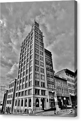 The Jackson Building Canvas Print