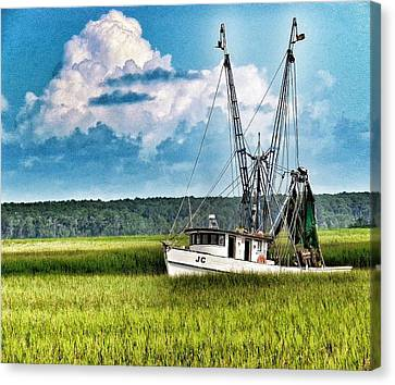 The Jc Coming Home Canvas Print