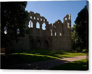 The Jealous Wall Folly, County Canvas Print by Panoramic Images