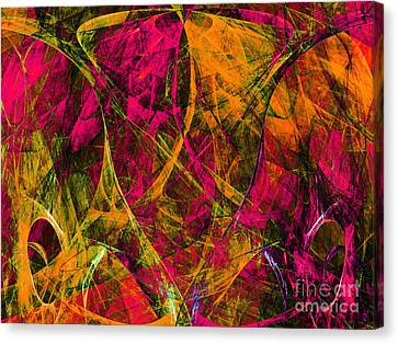 The Jester 20130510 Canvas Print by Wingsdomain Art and Photography