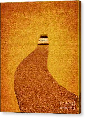 Pathway Wall Art The Journey Canvas Print