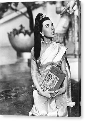 The King And I, Rita Moreno, 1955. Tm & Canvas Print by Everett