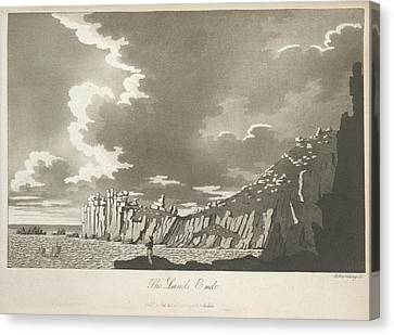 The Lands End Canvas Print by British Library