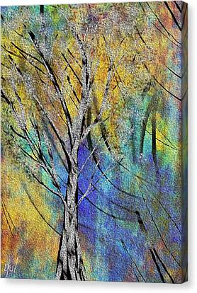 The Last Leaf Canvas Print by Yul Olaivar