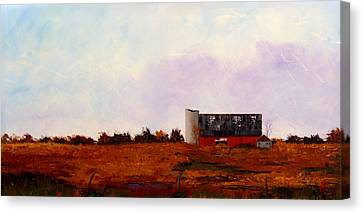 The Last Stand Canvas Print by William Renzulli