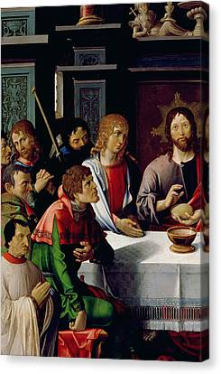 The Last Supper Canvas Print by French School