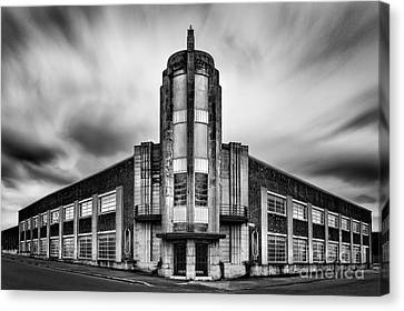 The Leyland Building  Canvas Print by John Farnan