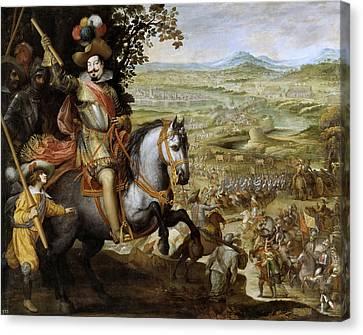 The Liberation Of Konstanz Canvas Print