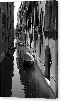 The Light - Venice Canvas Print