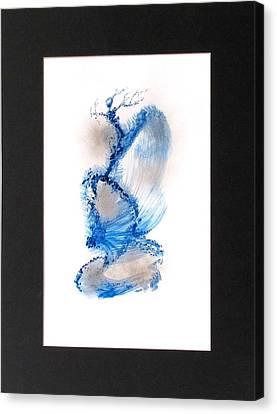 The Little Mermaid Canvas Print by Victoria Maximova