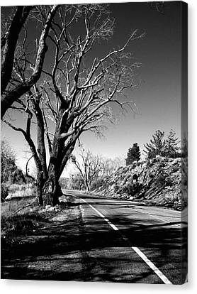The Long Way Around  Canvas Print by Glenn McCarthy Art and Photography