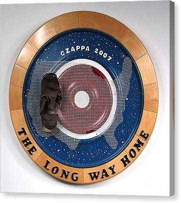 The Long Way Home  #27 Canvas Print by Bill Czappa