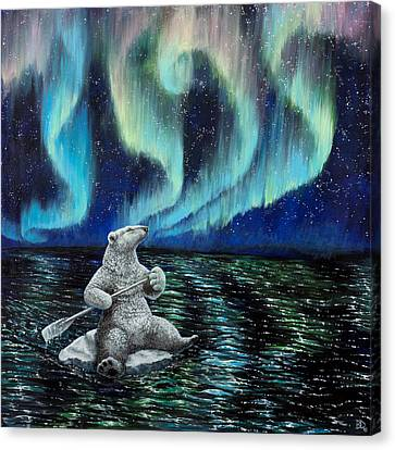 The Longest Night Canvas Print