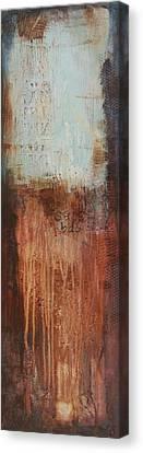 The Lost Panel #1 Canvas Print by Lauren Petit