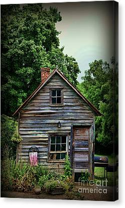 The Love Shack Canvas Print