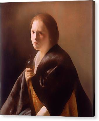 The Magdalen  Canvas Print by Mountain Dreams