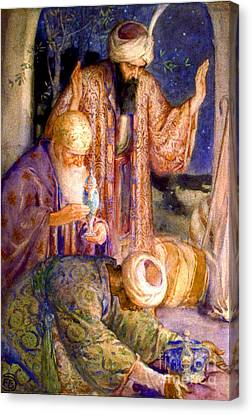 The Magi 1912 Canvas Print by Padre Art