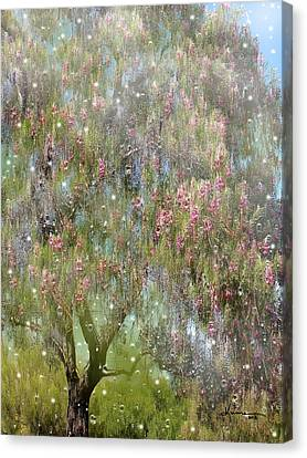 The Magic Tree 5 Canvas Print by Kume Bryant