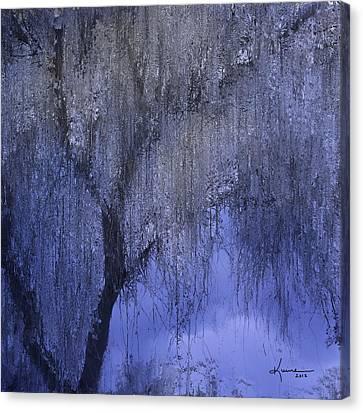 The Magic Tree Canvas Print by Kume Bryant